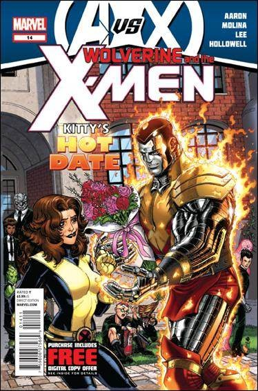 Couverture de Wolverine and the X-Men Vol.1 (Marvel comics - 2011) -14- My dinner with the Phoenix