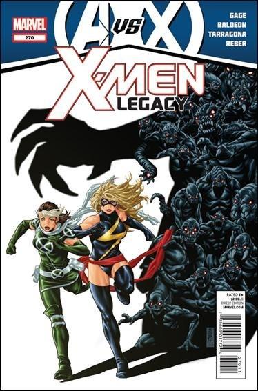 Couverture de X-Men Legacy (2008) -270- Untitled