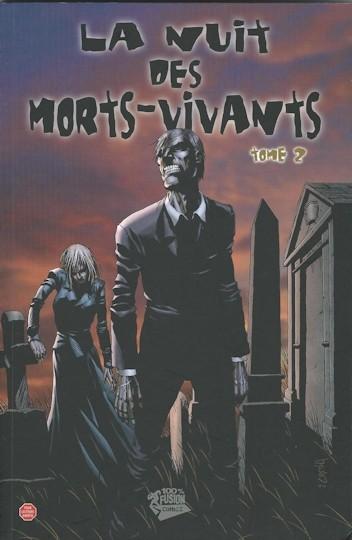 La nuit des morts-vivants (Wolfer/Russo)  - 4 tomes
