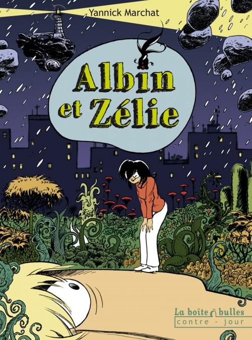 Couverture de Albin et Zélie
