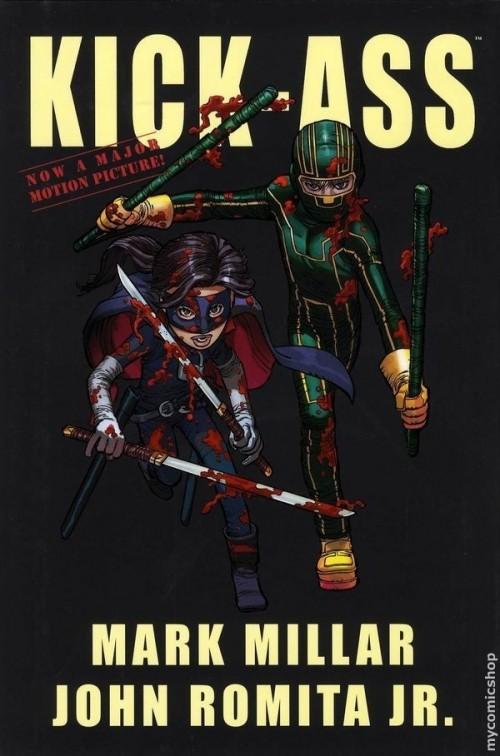 Couverture de Kick-Ass (2008) -INTHC- Kick-Ass