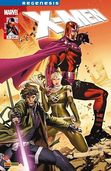 Couverture de X-Men (Marvel France 3e série - 2012) -2- Tout est sinistre