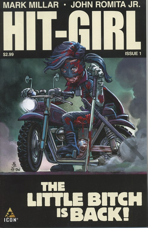 Couverture de Hit-Girl (2012) -1- Issue one