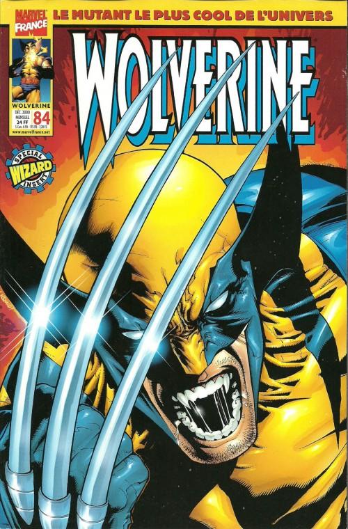 Couverture de Wolverine (Marvel France 1re série) (1997) -84- Wolverine 84