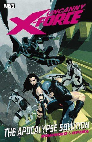 Couverture de Uncanny X-Force (2010) -INT01- The Apocalypse solution
