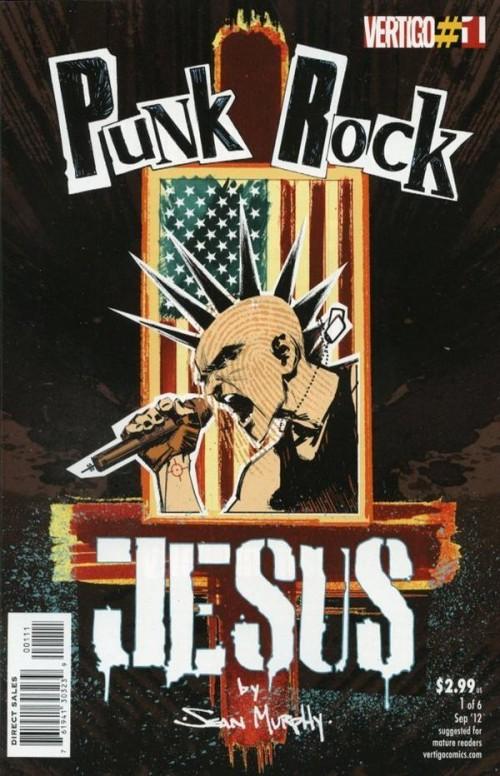 Couverture de Punk Rock Jesus (2012) -1- Volume 1/6
