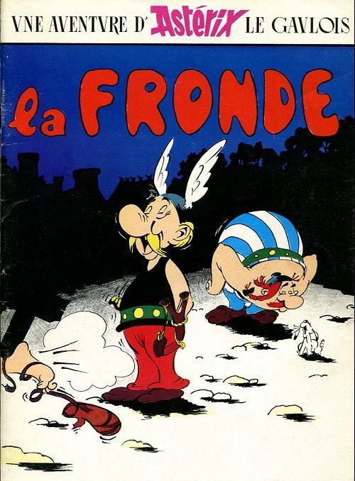 Couverture de Astérix (Autres) -Pir- La Fronde