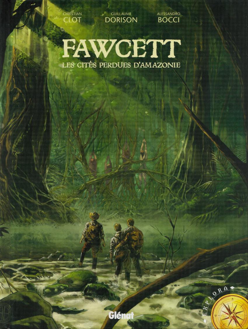 Fawcett - T01 - Les cités perdues d'Amazonie - PDF
