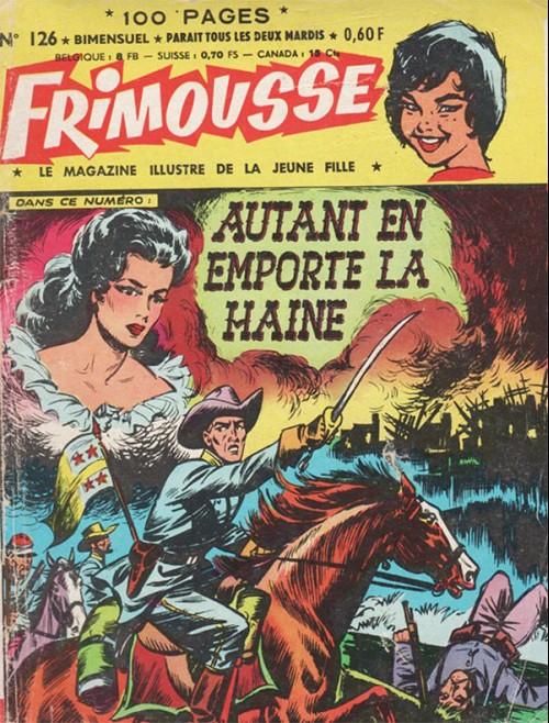 Couverture de Frimousse et Frimousse-Capucine -126- Autant en emporte la haine