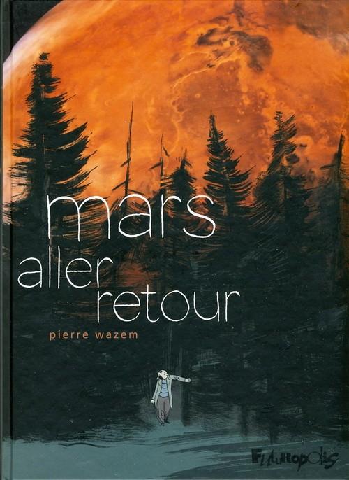 Couverture de Mars aller-retour