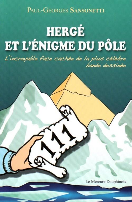 Couverture de (AUT) Hergé -79- Hergé et l'énigme du pôle