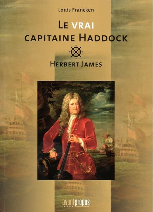 Couverture de (AUT) Hergé -86- Le vrai capitaine Haddock, Herbert James