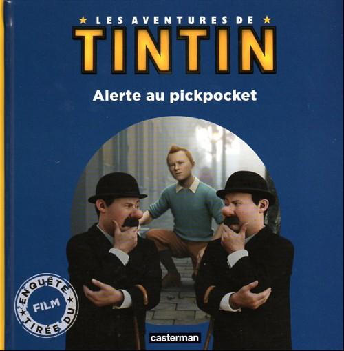 Couverture de Tintin - Divers -C4 3- Alerte au pickpocket