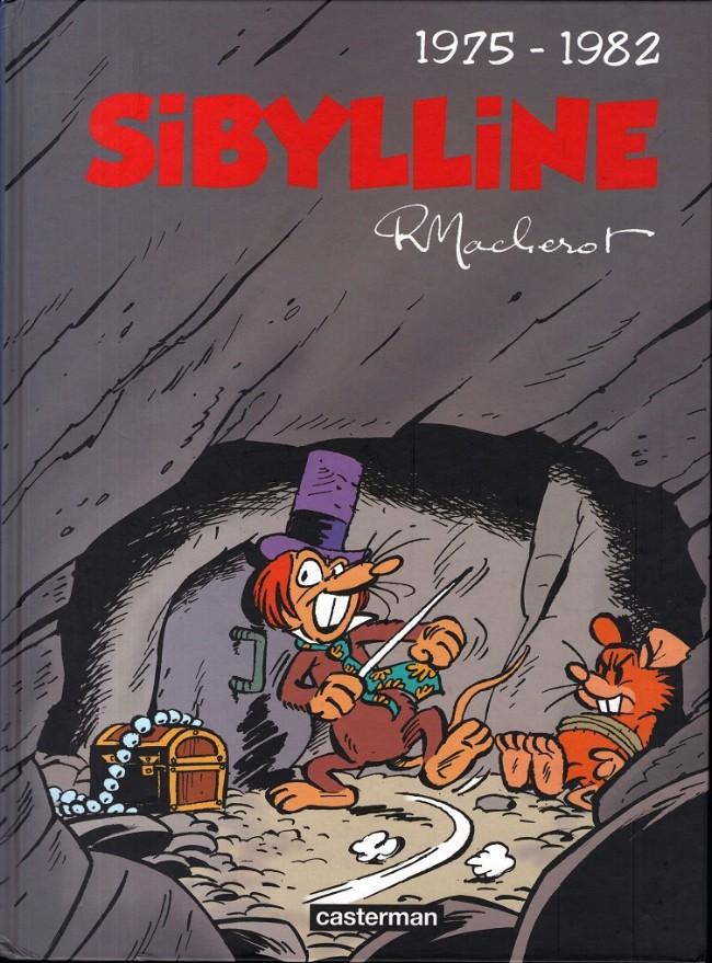 Couverture de Sibylline -INT3- 1975-1982
