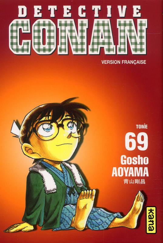 Couverture de Détective Conan -69- Tome 69