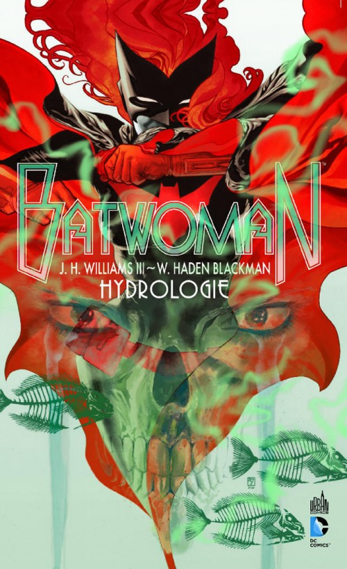 Couverture de Batwoman -1- Hydrologie