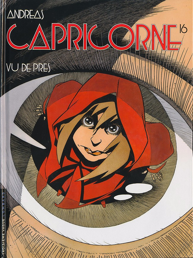 Couverture de Capricorne -16- Vu de près