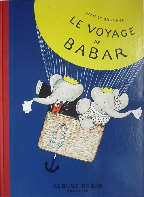 Souvent Histoire de Babar -2- Le voyage de babar TM78