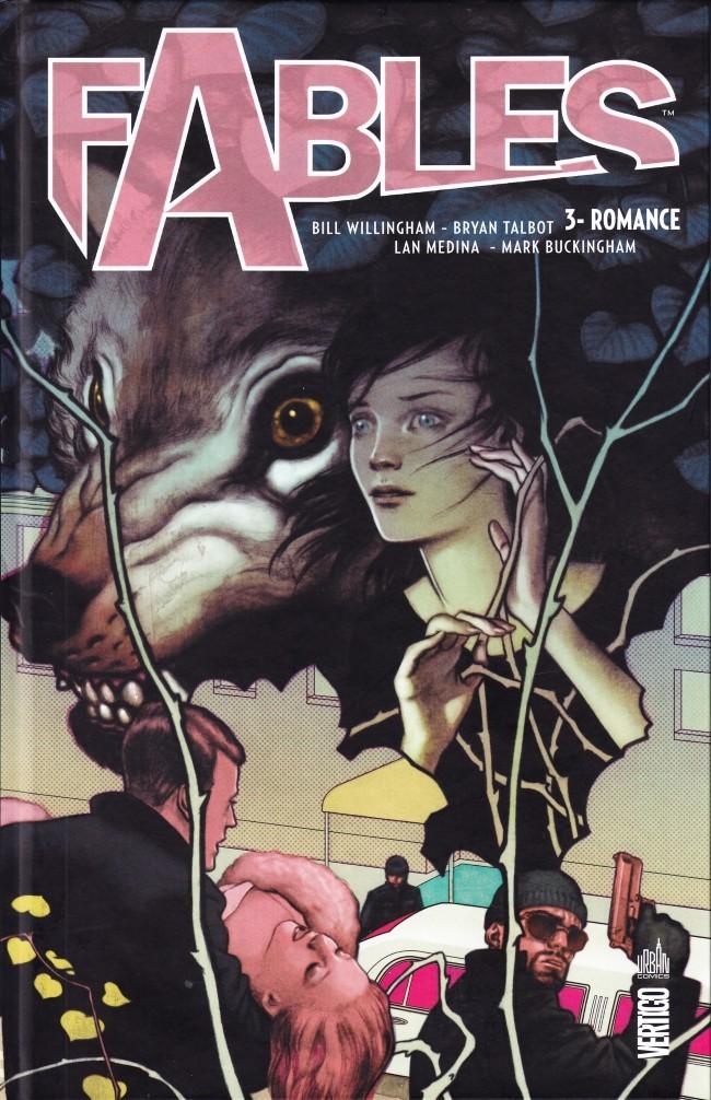 Couverture de Fables (Urban Comics) -3- Romance