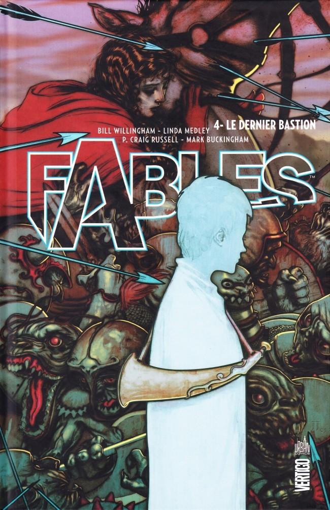 Couverture de Fables (Urban Comics) -4- Le Dernier Bastion