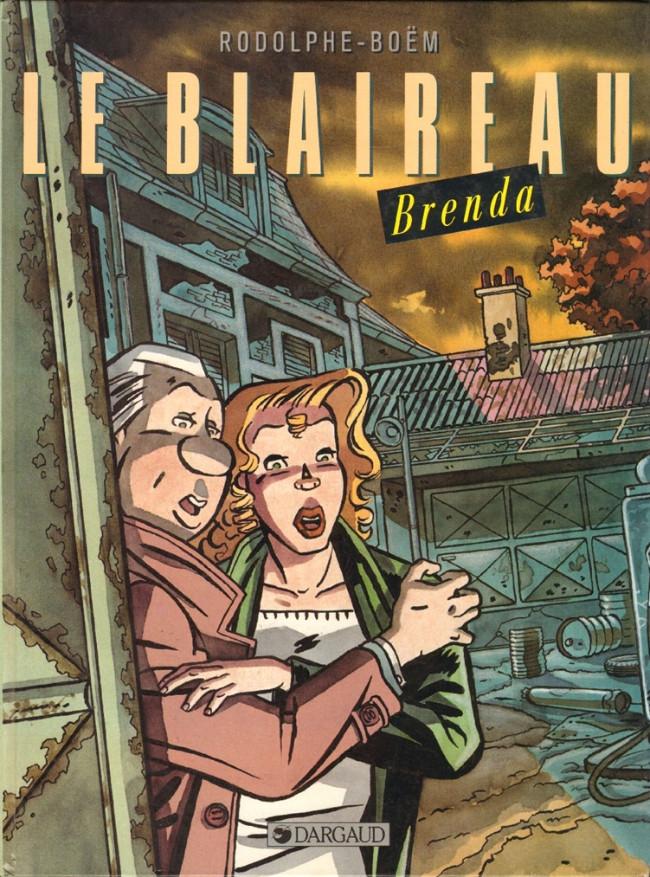 Couverture de Le blaireau -1- Brenda