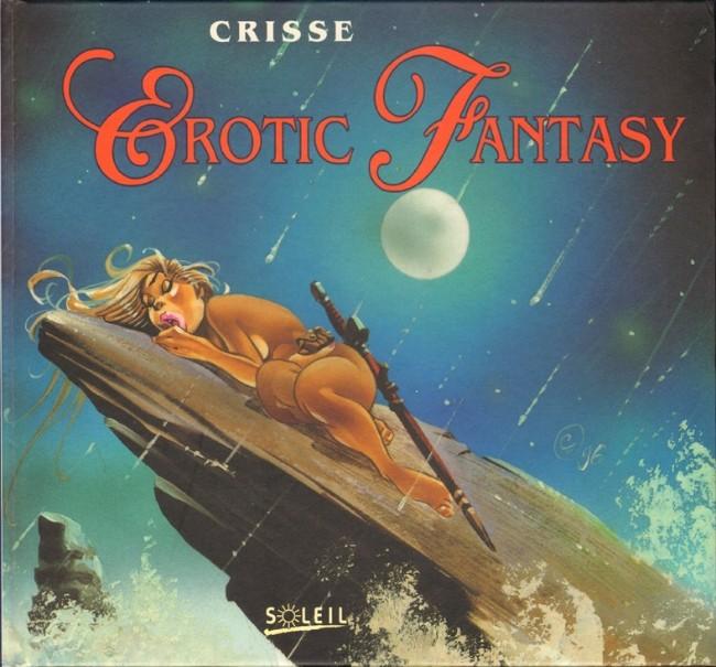 Couverture de (AUT) Crisse -1- Erotic Fantasy