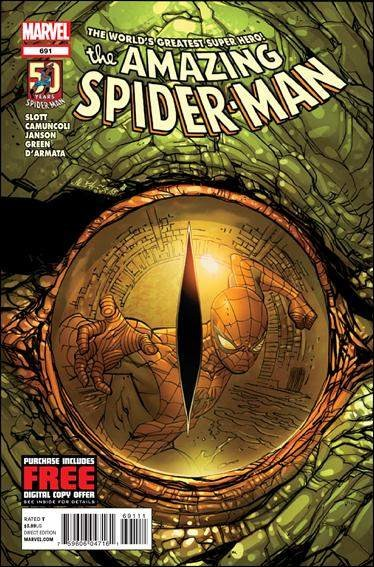 Couverture de Amazing Spider-Man (The) Vol.2 (Marvel comics - 1999) -691- No turning back part 4 : human error