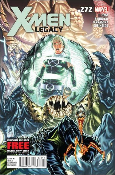 Couverture de X-Men Legacy (2008) -272- Untitled