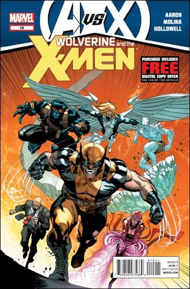 Couverture de Wolverine and the X-Men Vol.1 (Marvel comics - 2011) -15- On the eve of the battle