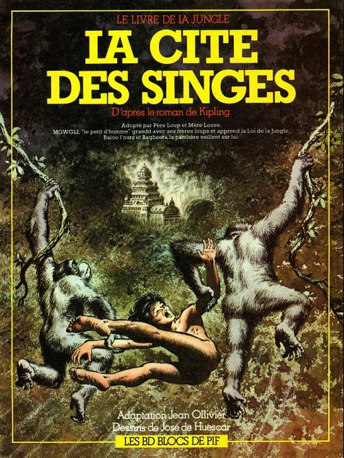 Le Livre De La Jungle De Huescar La Cite Des Singes