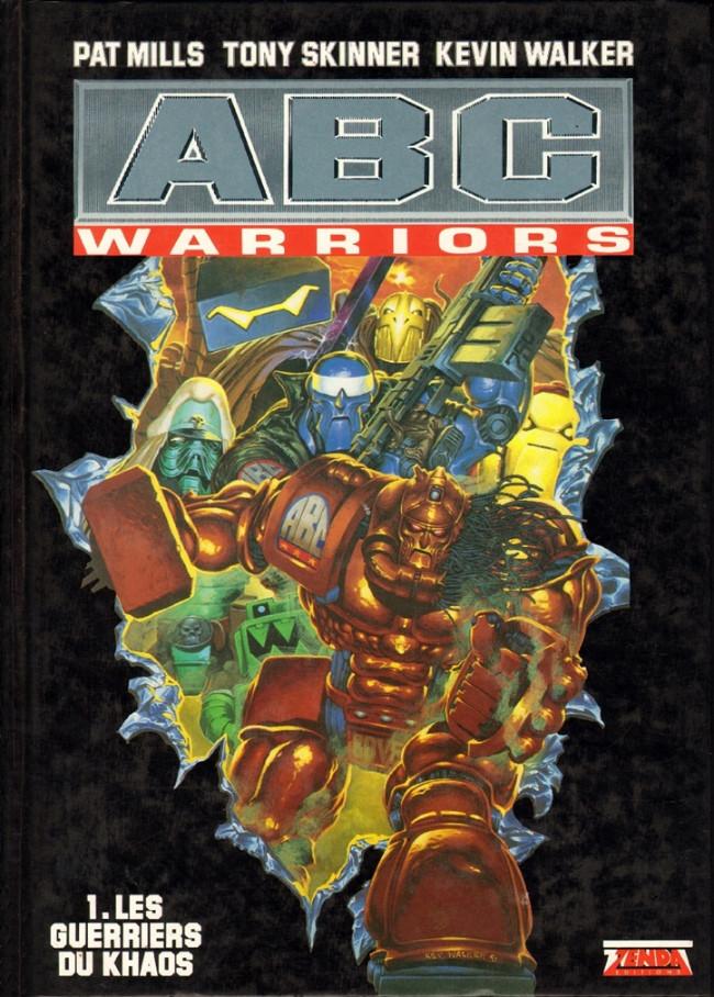 ABC Warriors (Zenda) - 3 tomes