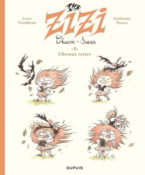 Couverture de Zizi Chauve-souris -1- Cheveux rester