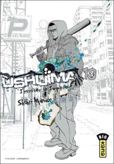 Couverture de Ushijima - L'usurier de l'ombre -18- Tome 18