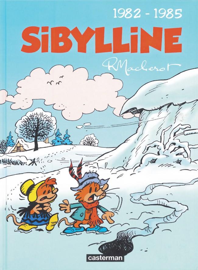 Couverture de Sibylline -INT4- 1982-1985