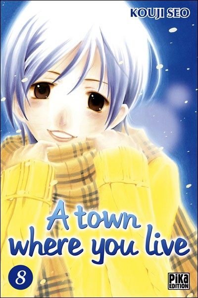 Couverture de A town where you live -8- Tome 8