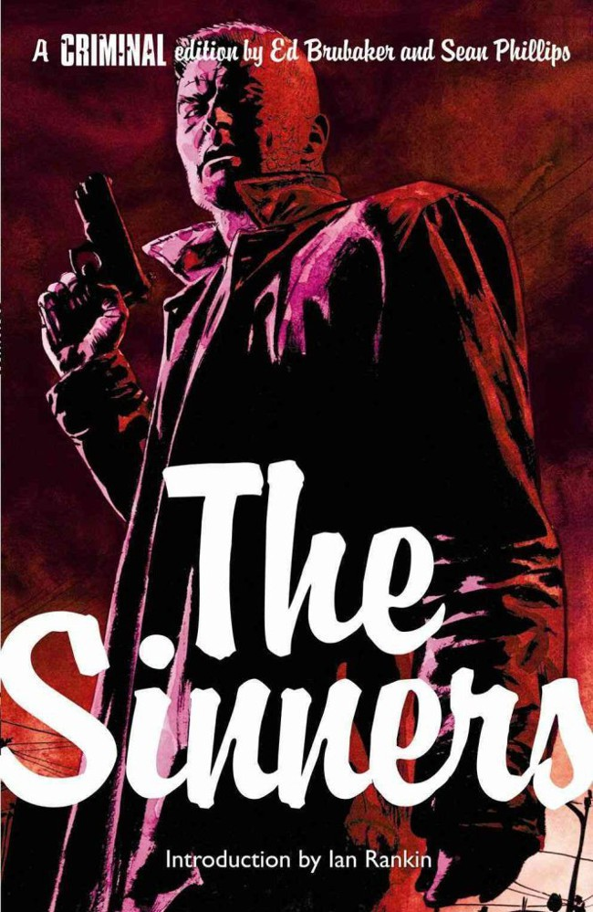 Couverture de Criminal: The Sinners (2009) -INT05- The Sinners