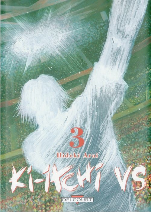 Couverture de Ki-itchi VS -3- Volume 3