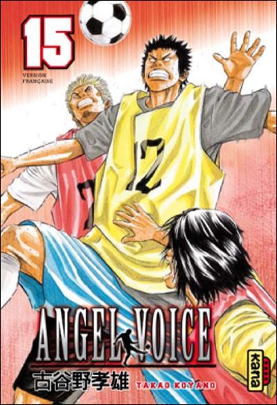 Couverture de Angel Voice -15- Tome 15