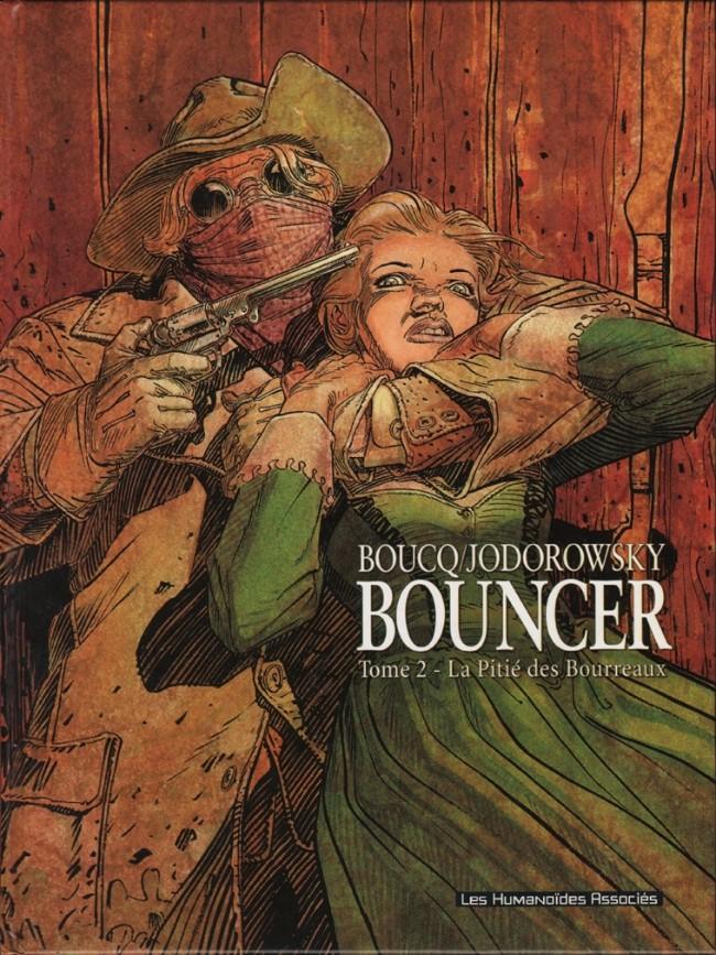 Couverture de Bouncer -2- La Pitié des Bourreaux