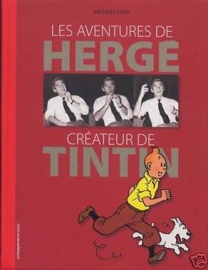 Couverture de (AUT) Hergé -62- Les Aventures de Hergé créateur de Tintin