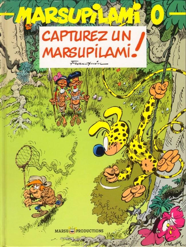 Marsupilami Serie