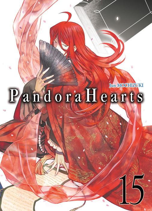 Couverture de Pandora Hearts -15- Tome 15