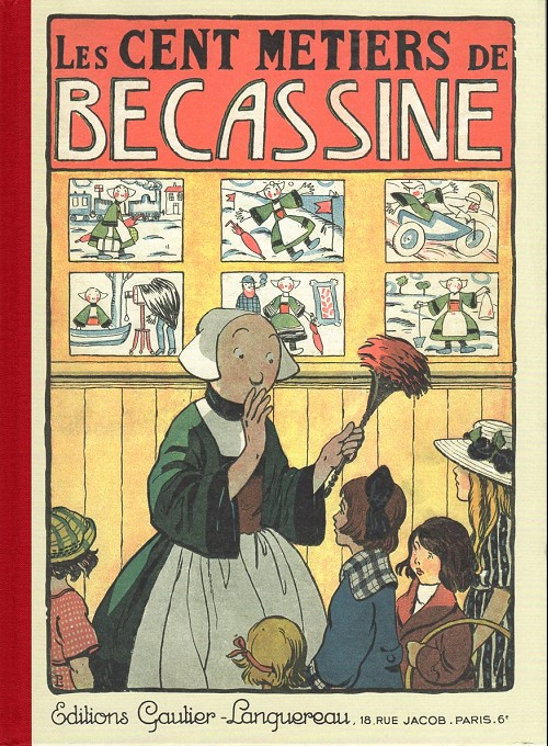 Becassine Hachette 13 Les Cent Metiers De Becassine