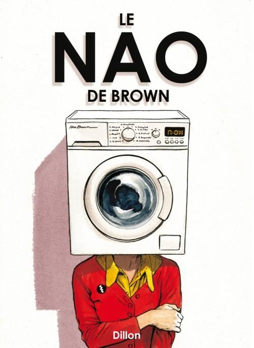 Couverture de Le nao de Brown - Le Nao de Brown