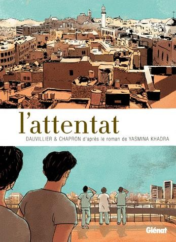 Couverture de L'attentat