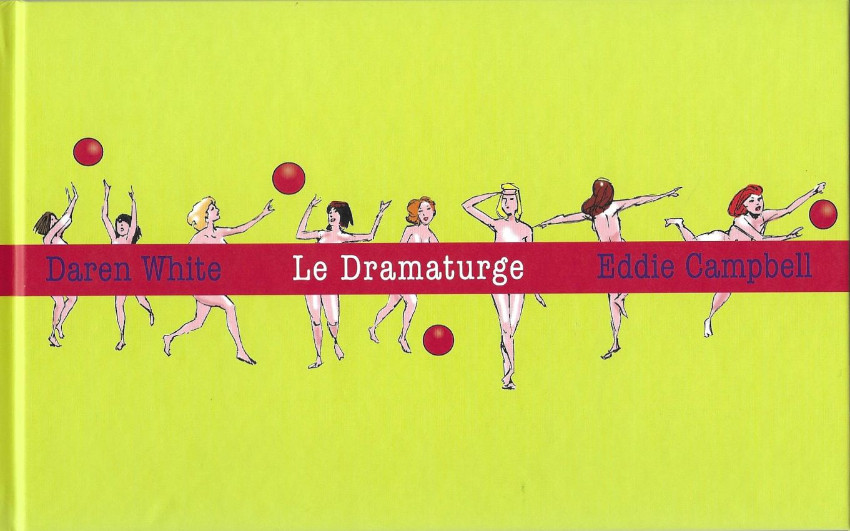 Le Dramaturge - One shot - PDF