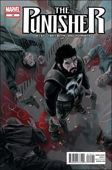 Couverture de Punisher Vol.09 (Marvel comics - 2011) (The) -15- Untitled