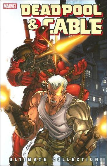 Couverture de Cable & Deadpool (2004) -ULT01- Deadpool & Cable Ultimate collection Volume 1