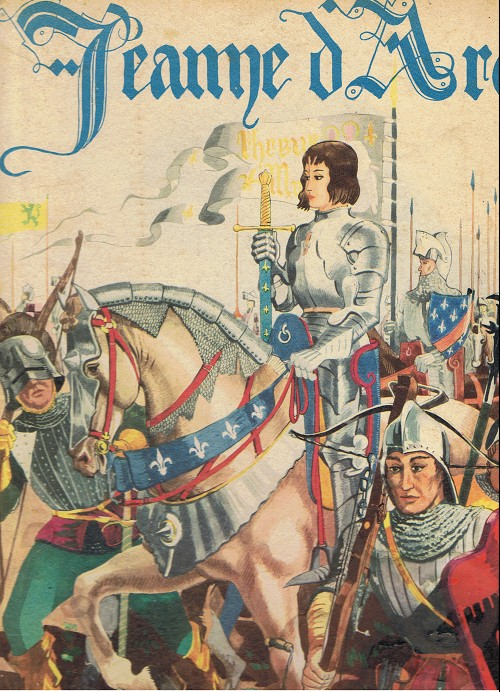 an analysis of the characters of jeanne darc a french The french national heroine joan of arc a careful analysis of the sources concerning joan and a brief description of her joan of arc, fr jeanne d'arc.