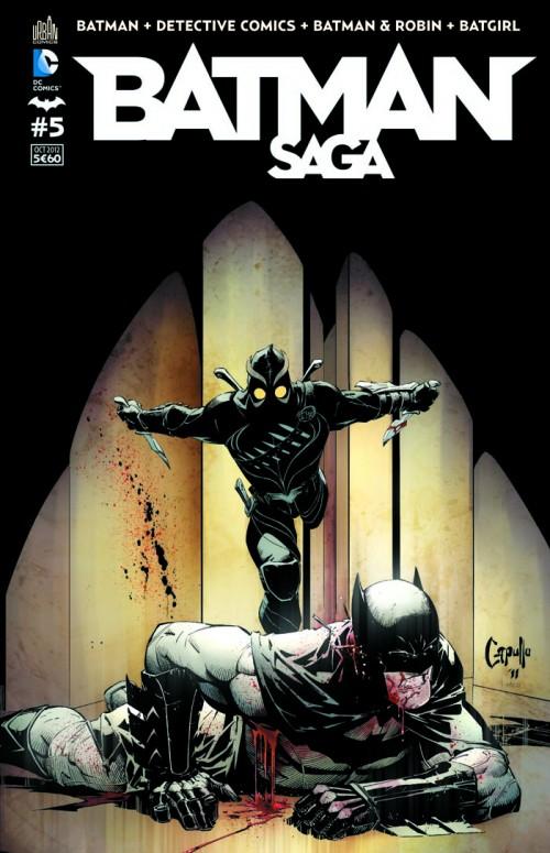 Couverture de Batman Saga -5- Numéro 5